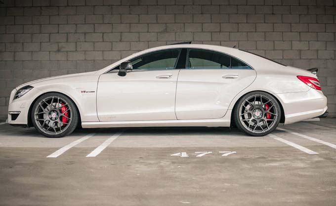 Mercedes-Benz CLS 63 AMG Tuning by Mode Carbon