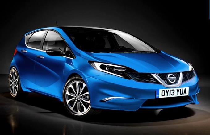 Nissan anti-Golf: allo sviluppo una grintosa per il segmento C