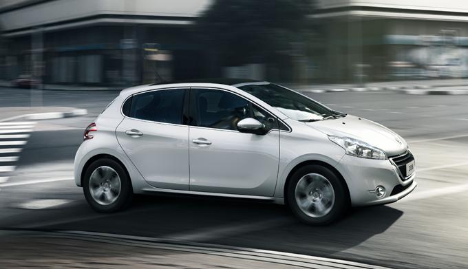 Peugeot 208 ora anche con alimentazione GPL