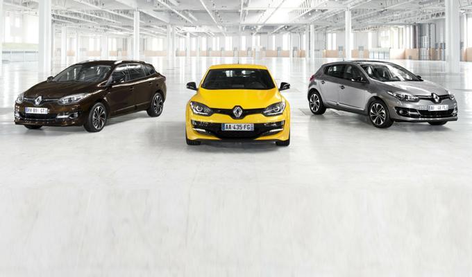 Renault Megane MY 2014