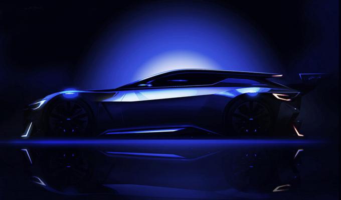 Subaru Vision Gran Turismo Concept, un altro prototipo riservato al mondo dei videogiochi