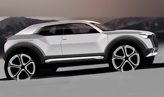 Audi Q1, arriverà nel 2016 il nuovo SUV compatto di Ingolstadt