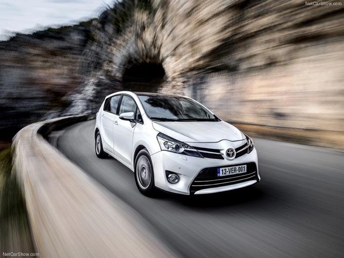 Toyota Verso presto con un nuovo cuore diesel firmato BMW