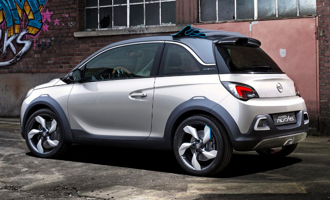 Opel Adam Cabrio, confermato il suo arrivo al Salone di Ginevra