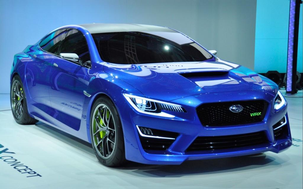 Subaru Impreza WRX STI: presentazione al Salone di Detroit 2014