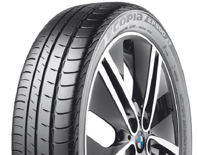 "BMW i3 monterà gli pneumatici Bridgestone ""ologic technology"""