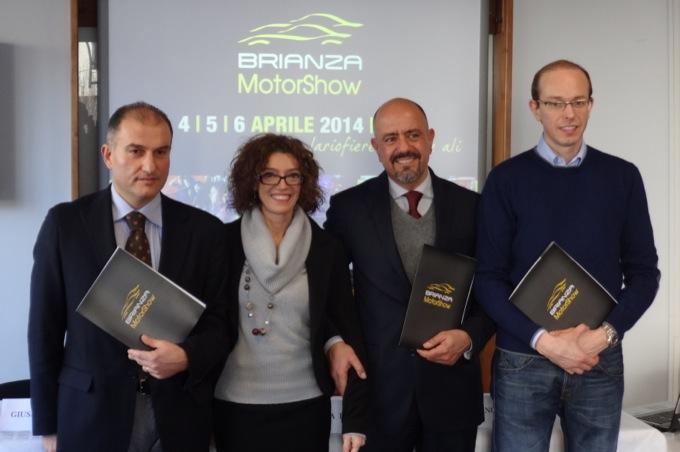 Brianza MotorShow 2014, in arrivo ad aprile con la nuova McLaren