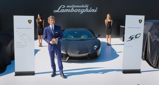 Vendite Lamborghini 2013: numeri da record nell'anno del 50 anniversario