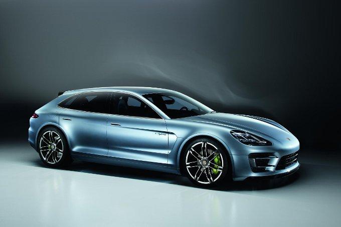 Porsche, una versione berlina per sfidare la BMW Serie 5?