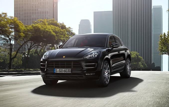 Porsche Macan S Diesel: in bella mostra nella vetrina Harrods di Londra