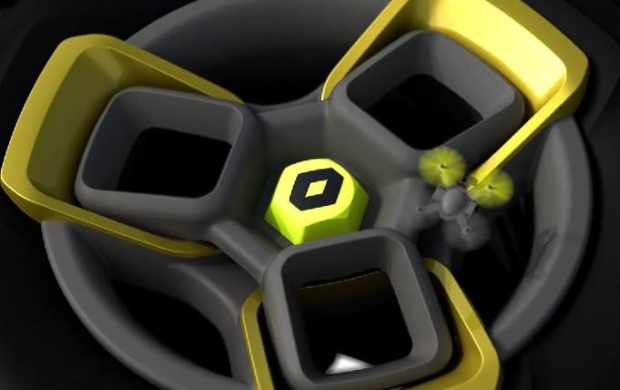 Renault presenta una nuova concept car al Salone di Nuova Delhi 2014