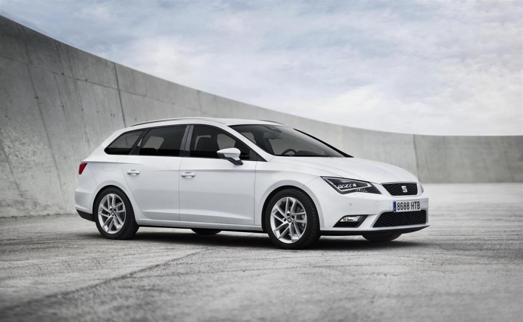 SEAT Leon ST 4Drive: debutto all'Auto Show di Vienna 2014