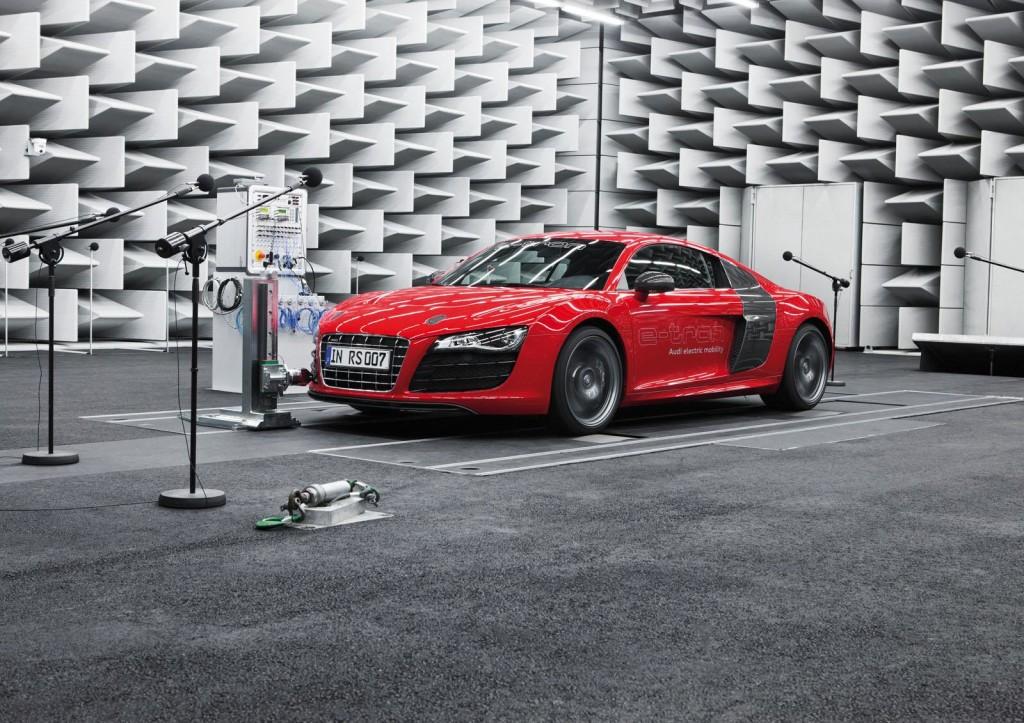 Audi R8, confermata ufficialmente la variante e-tron