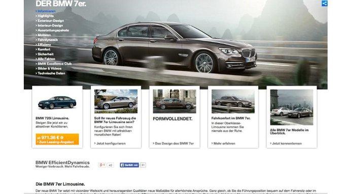 720i compare e scompare dal sito ufficiale tedesco