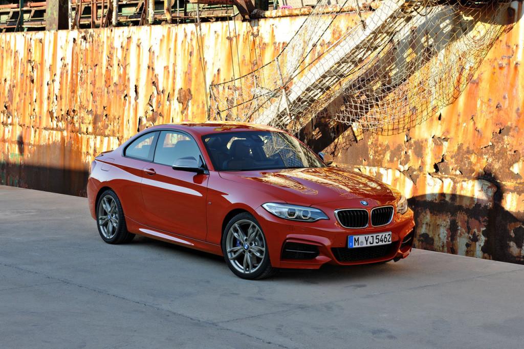 "BMW M2 Coupé, secondo fonti interne ""avrebbe un senso"""