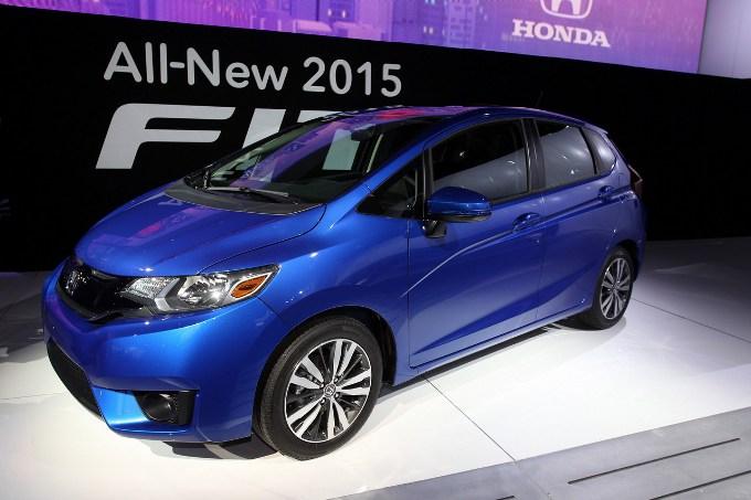 Honda Fit - Salone di Detroit 2014