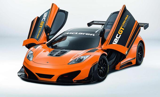 McLaren, in progetto una versione hardcore della MP4-12C