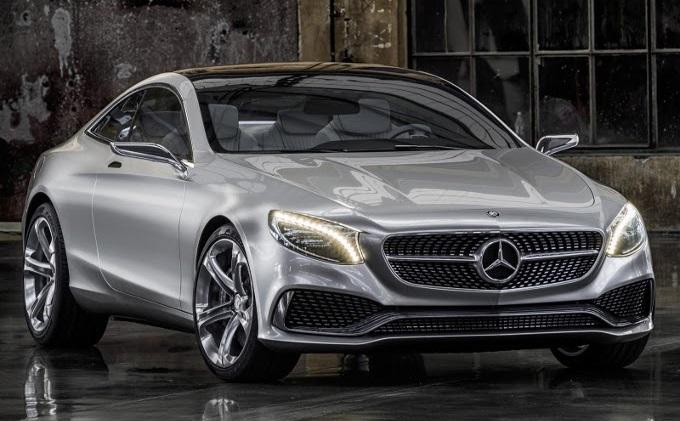 Mercedes: conferme per Classe S Coupé, S 500 e C300 ibrida