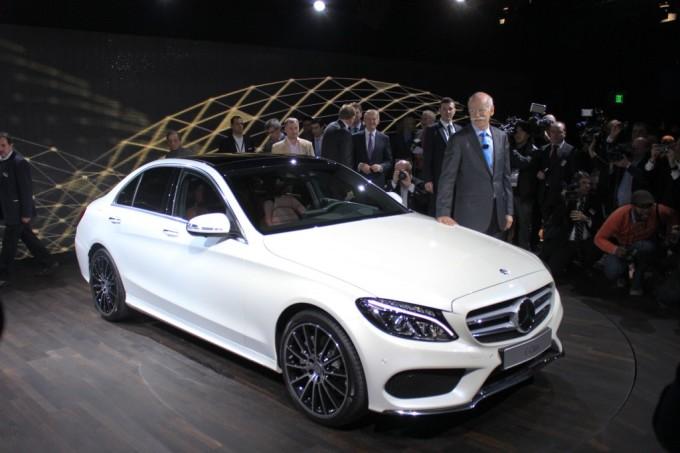 Nuova Mercedes Classe C e GLA 45 AMG, alla scoperta delle novità della Stella al NAIAS 2014