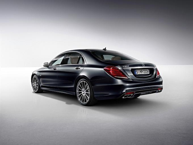 Mercedes Classe S, presto anche in versione Maybach