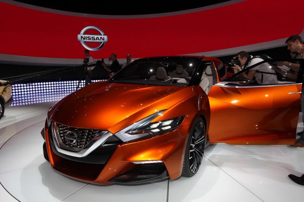 Nissan Sport Sedan: nominata Best Concept al NAIAS 2014