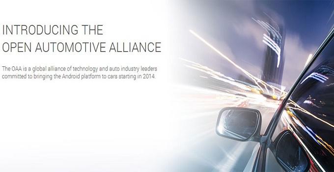 Open Automotive Alliance, le Case costruttrici che sposano Google e Android