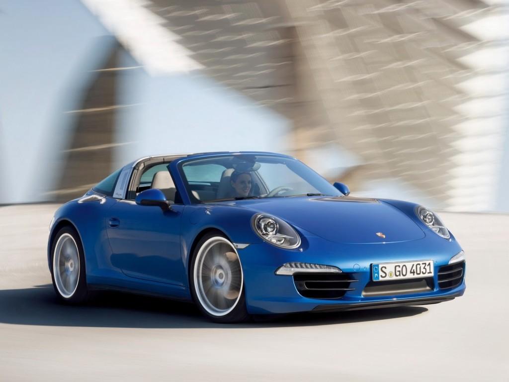 Porsche 911 Targa, il video ufficiale che celebra il ritorno di un'icona