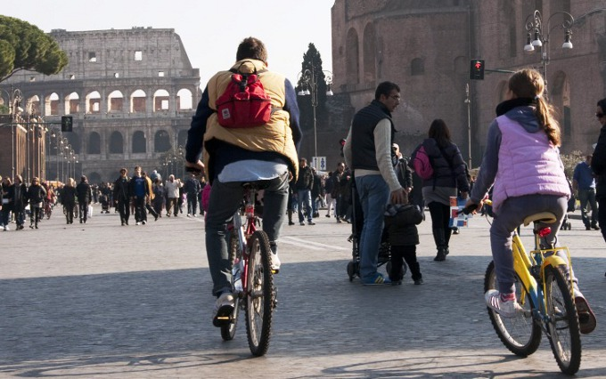 Roma: blocco della circolazione il 19 gennaio