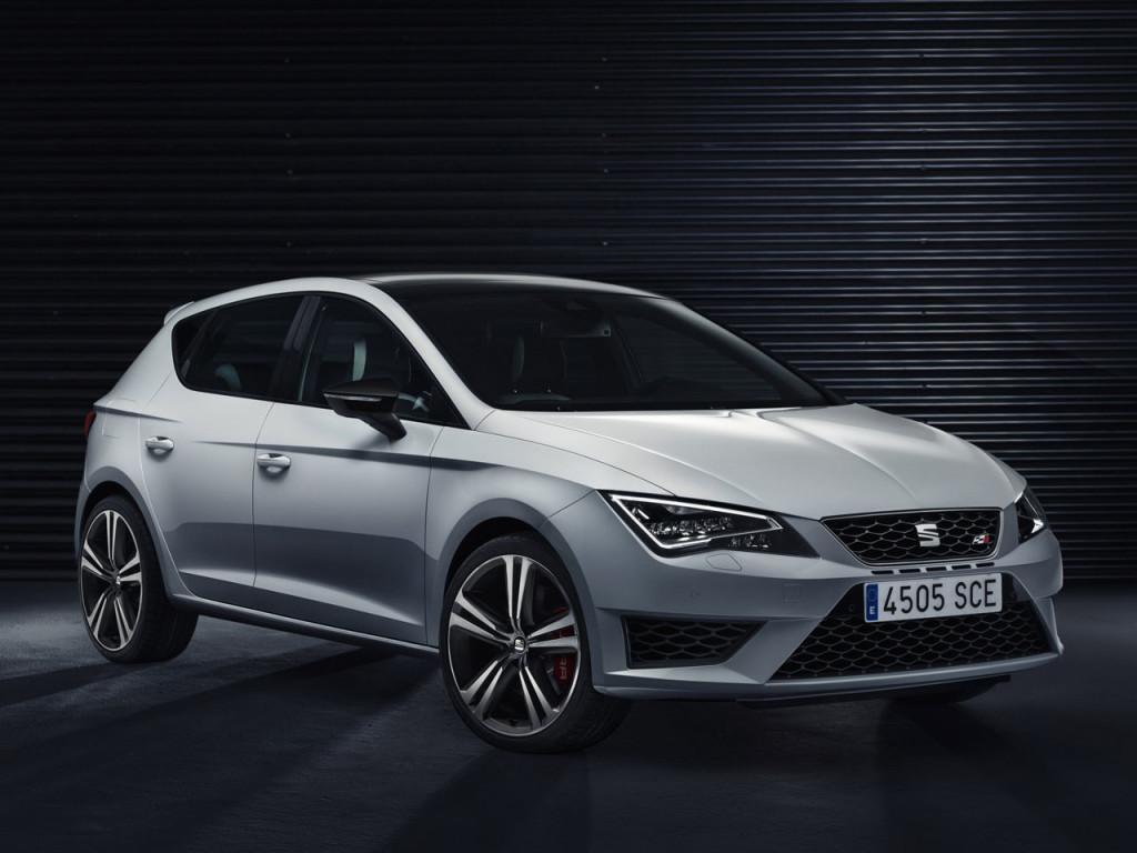 Nuova SEAT Leon Cupra, svelate le caratteristiche tecniche