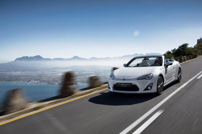 Toyota GT 86, la cabrio potrebbe essere sviluppata senza Subaru