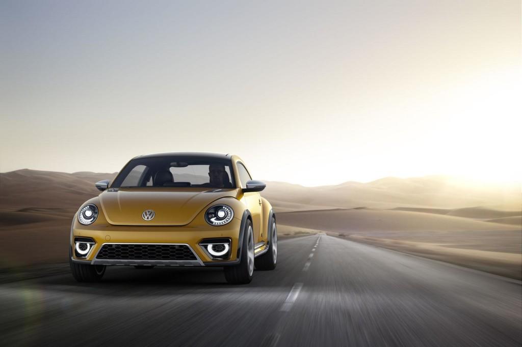 Volkswagen Beetle Dune Concept, si pensa al modello di serie