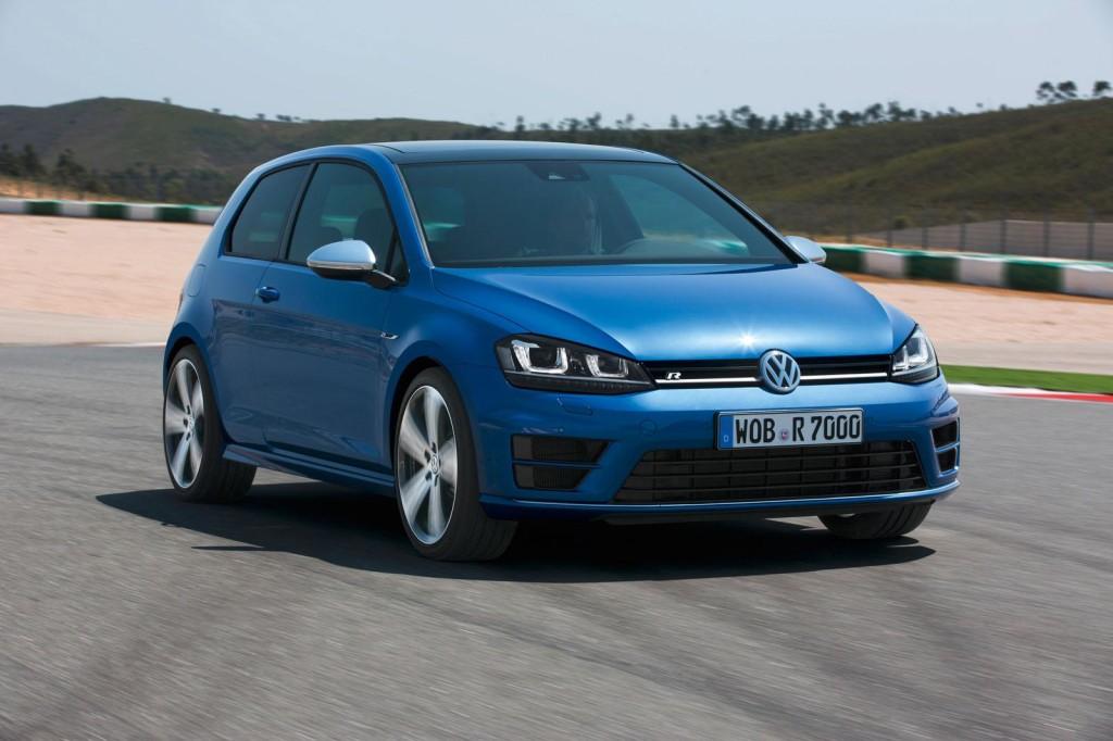 Volkswagen Golf R Evo concept, possibile debutto al Salone di Pechino