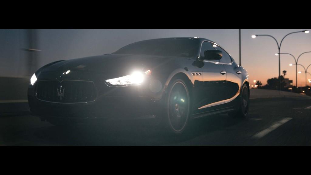 Maserati Ghibli, lo spot al Super Bowl 2014