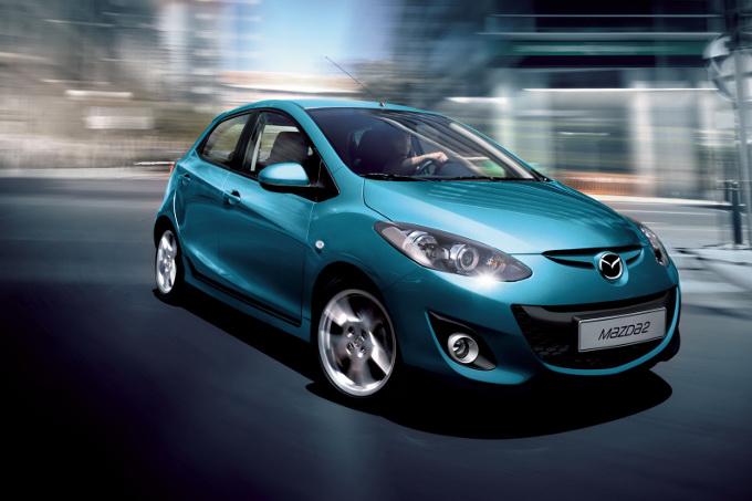 Mazda, si pensa ad un crossover di piccole dimensioni
