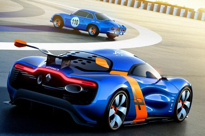 Renault Alpine, la sportiva subisce qualche ritardo