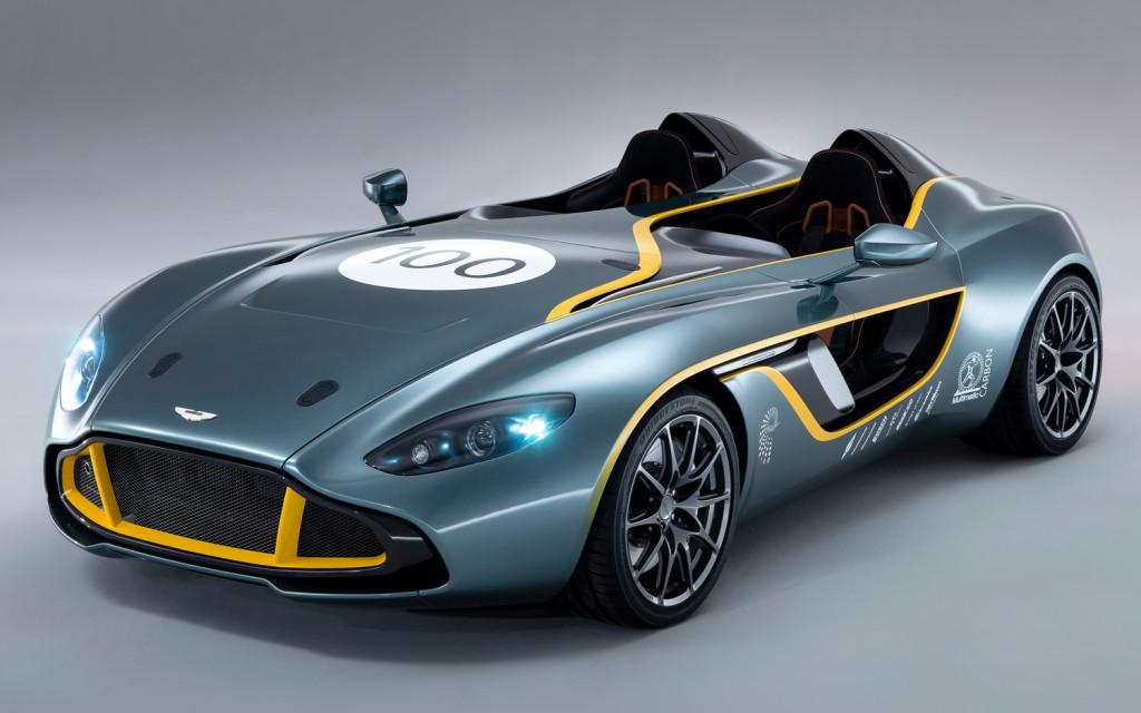 Aston Martin CC100 Speedster Concept: premiata come prototipo più bello del 2013