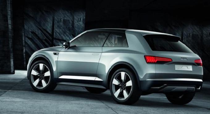 Audi Q8 E-tron: autonomia estesa per il prossimo Premium Suv tedesco