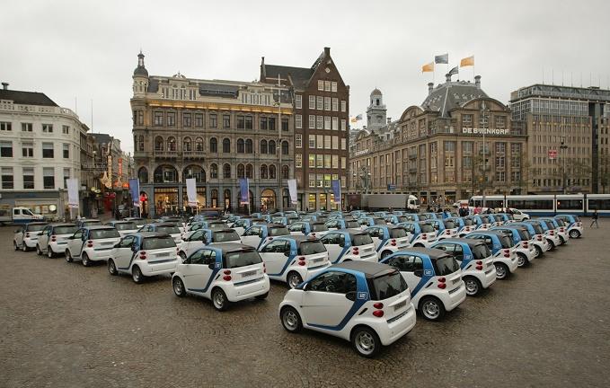 Car2Go a Roma: il car sharing Smart nella Capitale entro la prossima Pasqua