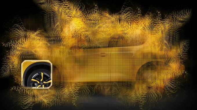 Nuovo Nissan Juke: i nuovi cerchi in lega nella terza immagine ufficiale