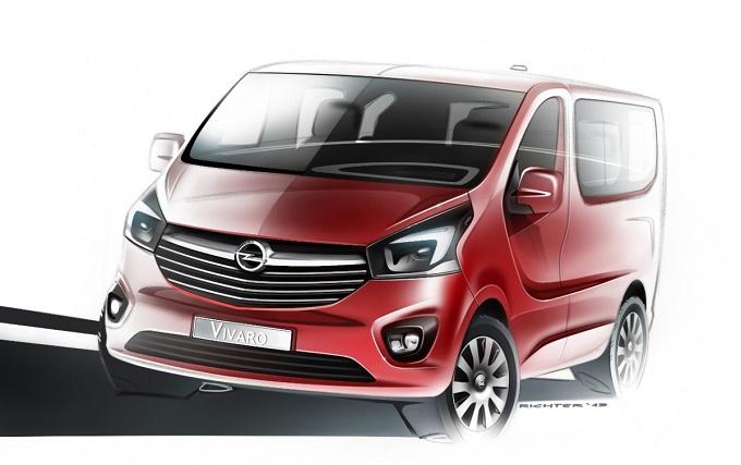 Opel Vivaro, prime anticipazioni sul rinnovato Van tedesco, più tecnologico e versatile