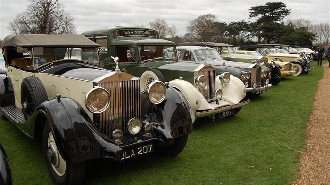 Concorso d'Eleganza Villa d'Este 2014: saranno celebrati i 110 anni di Rolls Royce