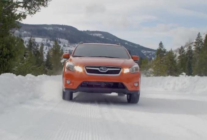 Subaru Symmetrical All-Wheel Drive, sintesi di stabilità, controllo e trazione