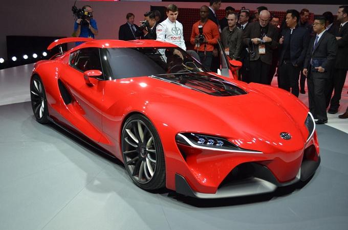 Toyota FT-1 sarà la nuova generazione di Supra, lo conferma la Casa giapponese
