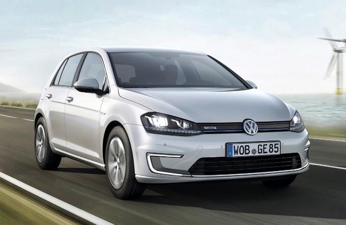 Volkswagen e-Golf: ufficialmente a listino per il mercato tedesco a 34.900 euro