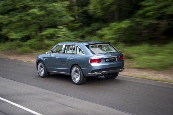 Bentley, il SUV avrà un design del tutto nuovo