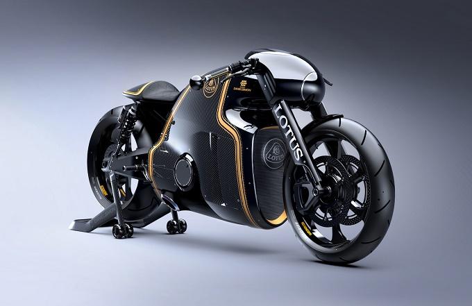 Lotus C-01: completato lo sviluppo della moto di Hethel, sarà una serie limitata a 100 esemplari