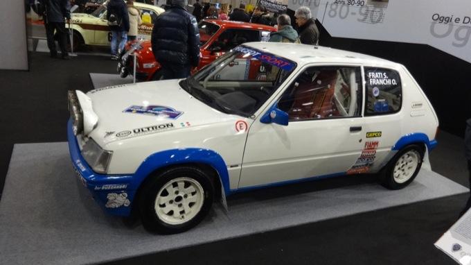Peugeot ad AutoMotoRetro 2014