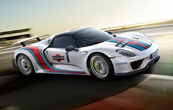 Video – Porsche 918 Spyder con il pacchetto Weissach