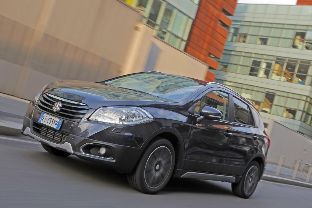 Suzuki S-Cross, SUV total ecofriendly alla Suzuki Economy Run