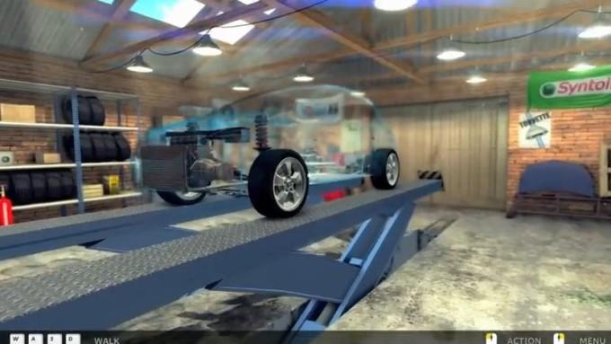 Car Mechanic Simulator 2014, il videogame che ti fa gestire un'officina virtuale